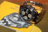 Breitling Windrider Chronomat A13352 in Stahl mit OVP und Papieren