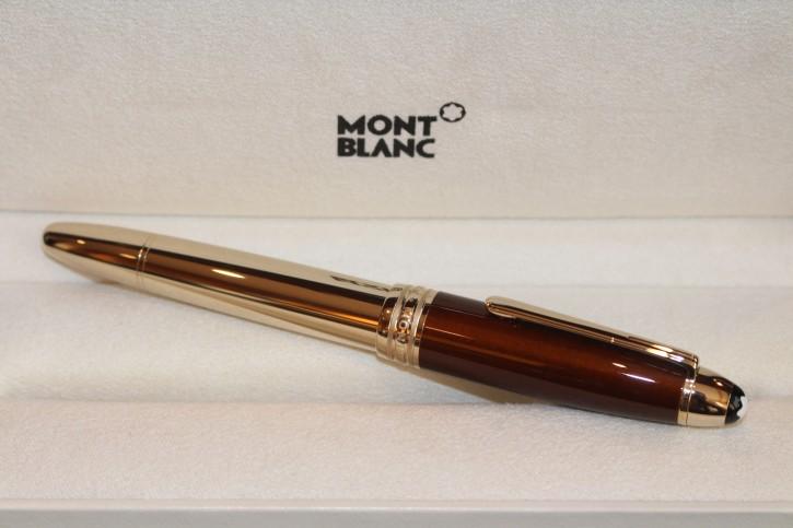 Montblanc Meisterstück Solitaire Citrine Le Grand N° 146 Füller ID 07556 Neu in OVP