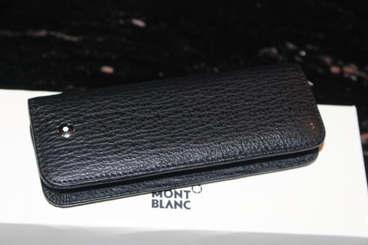 Montblanc Boheme Jewels BLACK SHARK 2er Lederetui NEU