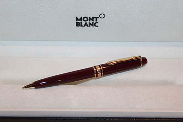 Montblanc Meisterstück Mozart 117 Bleistift in Bordeaux