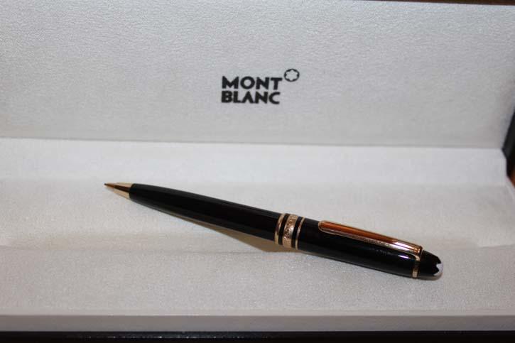 Montblanc Meisterstück Mozart N° 117 Bleistift in Schwarz
