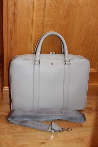 Montblanc Meisterstück Soft Grain Shopper Tasche Bag 38 x 30 x 8 cm Id. 112453