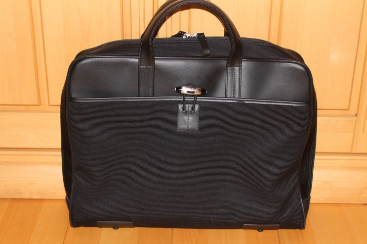 Montblanc Nightflight Business Laptop Tasche Model in 42 x 32 x 10cm