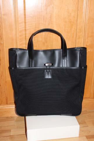 Montblanc Nightflight City Shopper Tasche Bag großes Model in 36 x 33 x 11 cm NEU