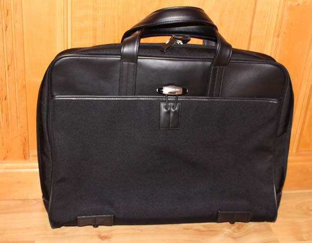 Montblanc Nightflight Laptop Tasche neues Model in 41 x 31 x 9 cm Id. 35383 NEU