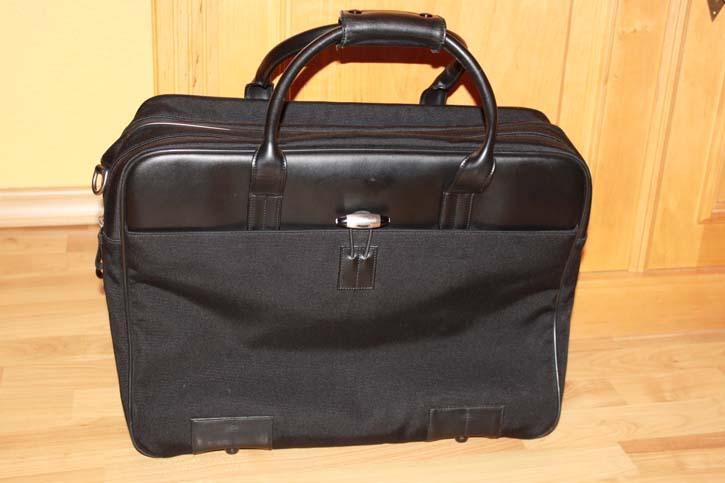 Montblanc Nightflight Weekender / Reise Tasche Bag 48 x 34 x 18cm, Mont Blanc