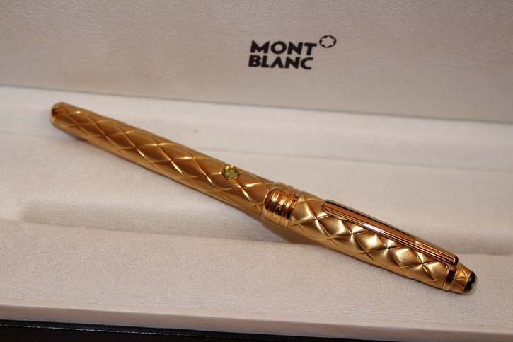 Montblanc Meisterstück Artisan Collection True Princess Füllfederhalter Fountain