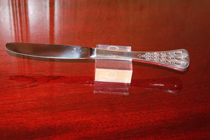 Rosenthal *Romanze* 925er Sterling Silber Vorspeise Messer 19,5cm Björn Wiinblad