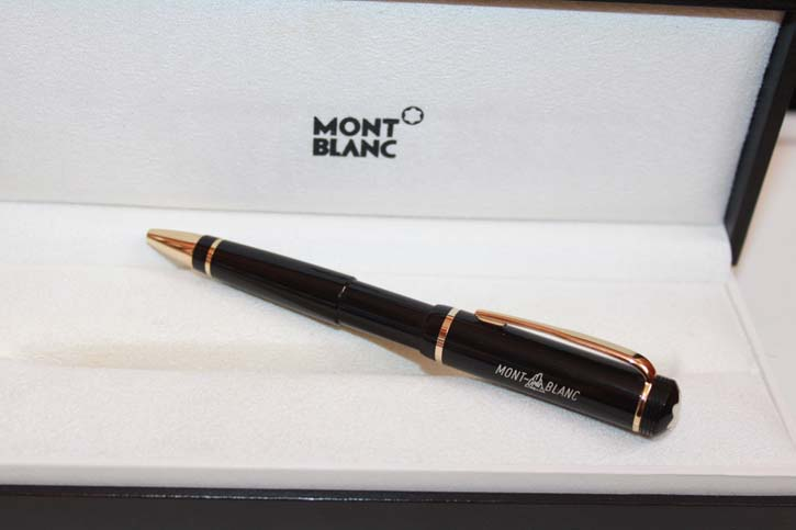montblanc meisterst ck 100 years anniversary. Black Bedroom Furniture Sets. Home Design Ideas