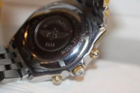 Breitling Crosswind CHRONOMAT B13055 Stahl / Gold in OVP mit Papieren