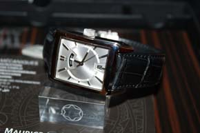 Maurice Lacroix Pontos Rectangulaire Day Date - PT 6227 Neu in OVP