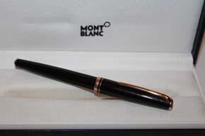 Montblanc Generation Roller Ball / Fineliner in Schwarz und Gold