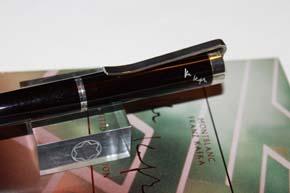Montblanc Limited Edition 2004 Franz Kafka Füllfederhalter
