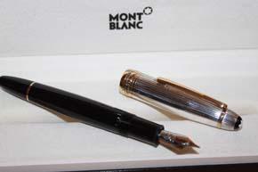 Montblanc Meisterstück Le Grand N° 146 Solitaire Doué Füller in OVP